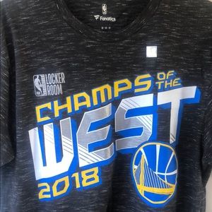 Champs of the West 2018: Warriors T-shirt